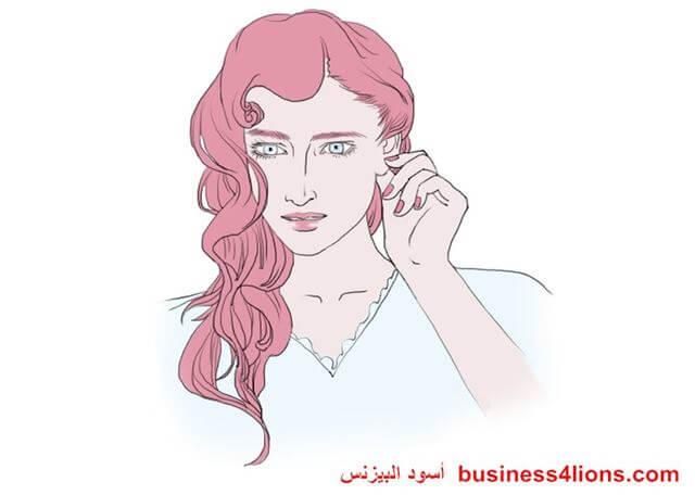 سحب الأذن - لغة الجسد