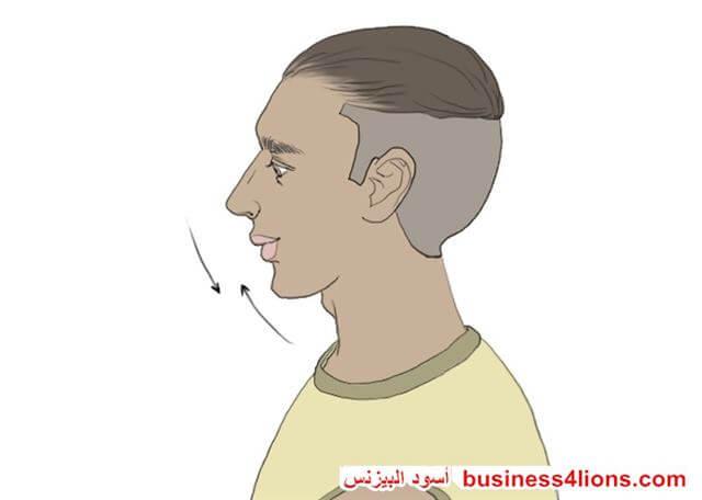 الإيماء بالرأس - لغة الجسد