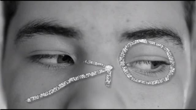 الاتصال بالعين - لغة العيون - لغة الجسد