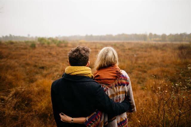 الحب - المشاركة - لغة الجسد