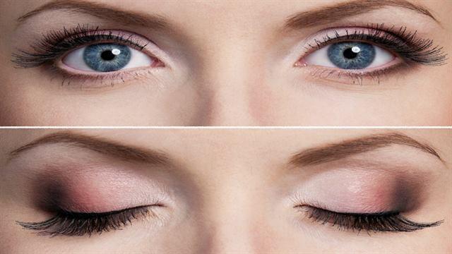 """الوميض """"البربشة - الرمش"""" - لغة العيون - لغة الجسد"""