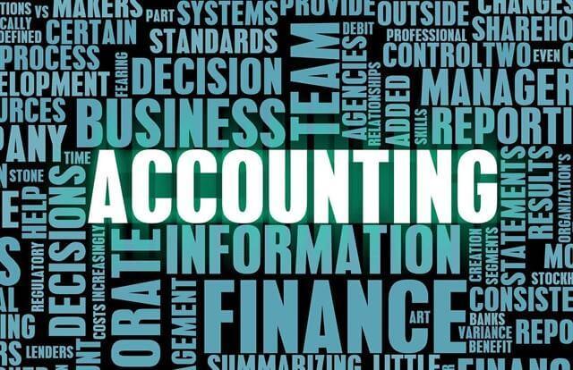 المحاسبة - - تعريف أنواع وفروع ومباديء المحاسبة