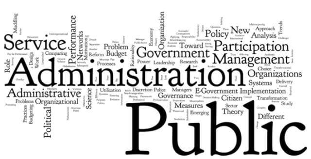 تخصص الإدارة العامة - مستقبل التخصص واهم المعلومات عنه