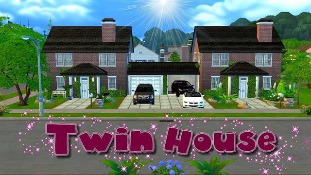 توين هاوس Twin-home
