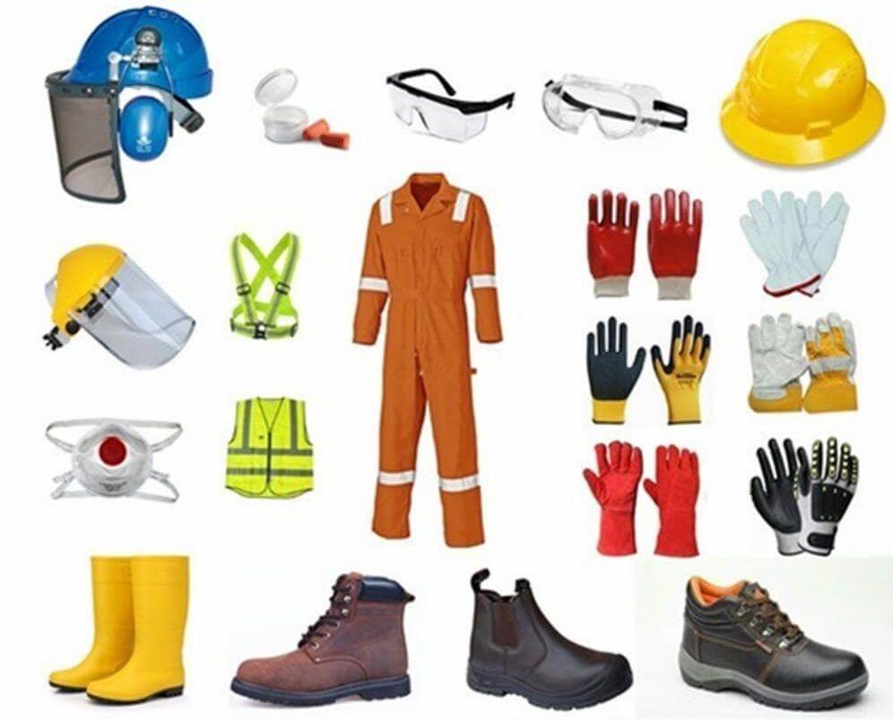 ادوات السلامة المهنية