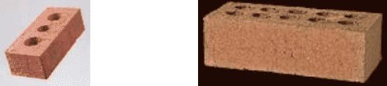أنواع الطوب بالصور وبالتفصيل - 14 نوع