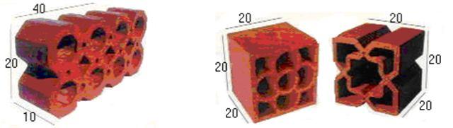 الطوب الأحمر - طريقة صناعة وانواع وخصائص ومميزات الطوب الأحمر