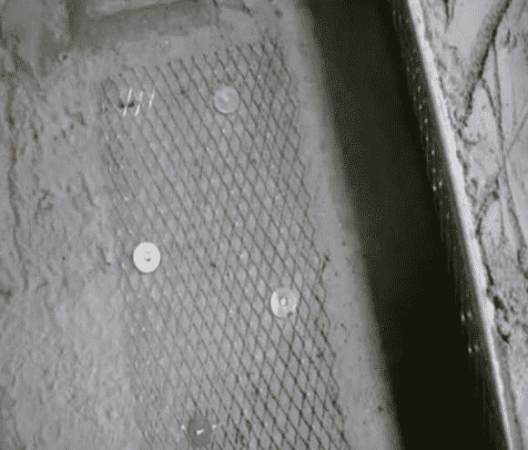 خطوات عمل المحارة - اللياسة بالصور واستلام المحارة بالتفصيل