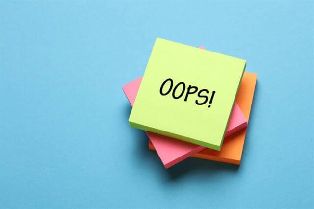 أكثر 7 أخطاء للتخطيط يقع فيها الكثير