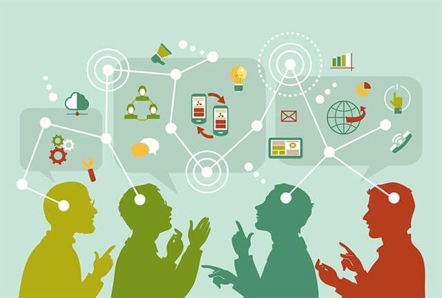 أنماط الاتصالات الإدارية في المنظمات