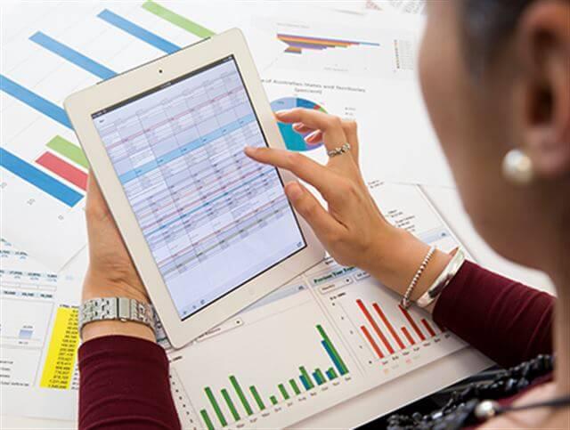الفرق بين قائمة المركز المالي شكل حساب و شكل تقرير