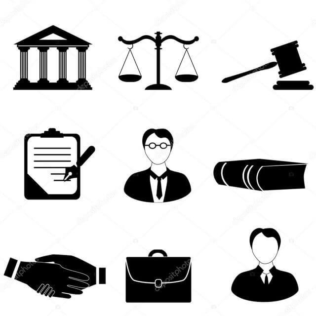 القوى والعوامل السياسية والحكومية والقانونية التى تؤثر فى المنظمات