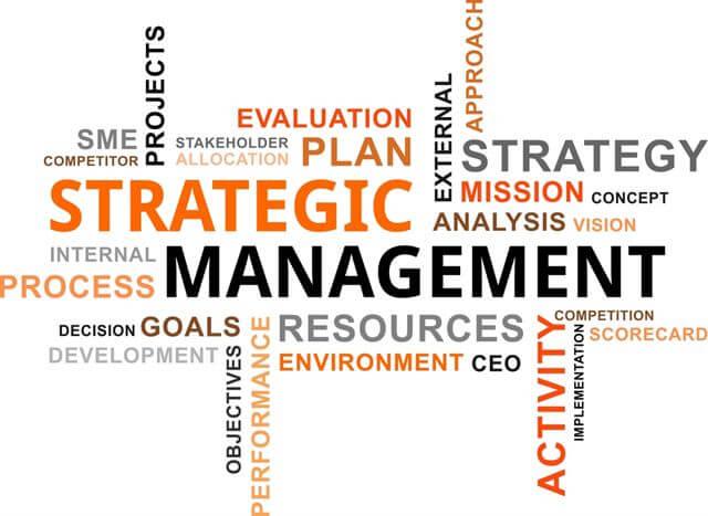 تحليل البيئة الخارجية بالتفصيل - إدارة إستراتيجية