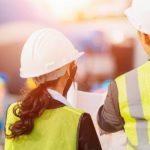 شروط الامن والسلامة في المشاريع الانشائية