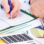 قائمة المركز المالى وقائمة الدخل التقديرية مع الأمثلة