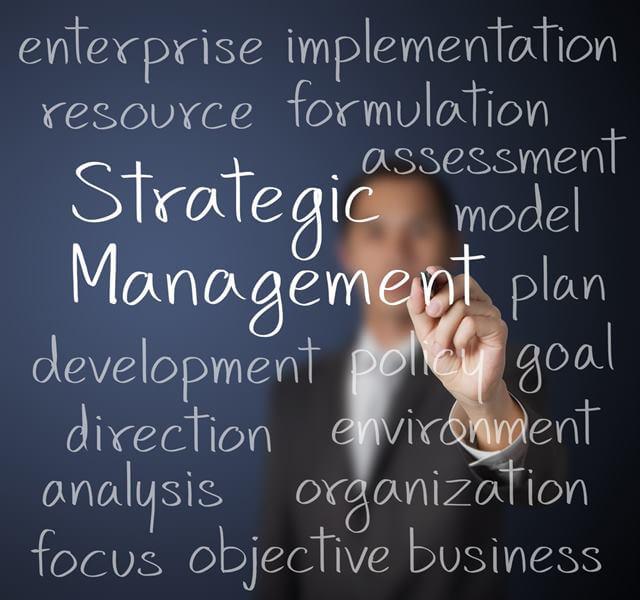 مراحل وأنشطة الإدارة الإستراتيجية