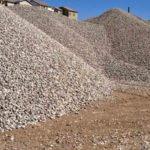 مواصفات وانواع البحص والرمل والماء المستخدم فى البناء